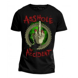 T-Shirt - Asshole by Accident