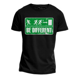 T-Shirt - Be Different