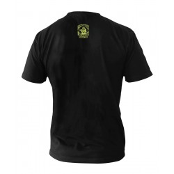 T-Shirt - Decay 2017 - schwarz - Back