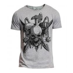 T-Shirt - Skulls & Arms