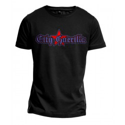 T-Shirt - City Guerilla - Logo