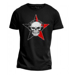 T-Shirt - Anarchy Skull
