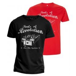 T-Shirt - Tools of Revolution