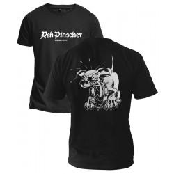 T-Shirt - Rehpinscher Timbuktu