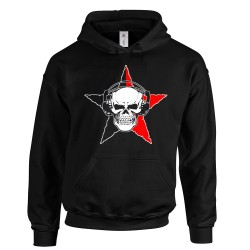 Hoody - Anarchy Skull