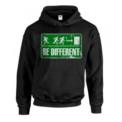 Hoody - Be Different
