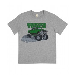 Kids Shirt - Monster Truck