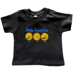 Baby Shirt - Baby Triathlon