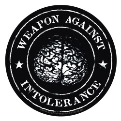 Sticker - Weapon Against...