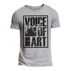 T-Shirt - Voice of Art -...