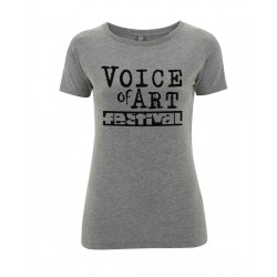 Lady-Shirt - Voice of Art -...