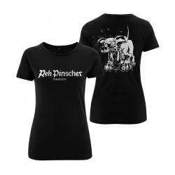 Ladyshirt - Rehpinscher...