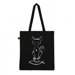Shopper - Antichrist Cat