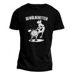 T-Shirt - Gewölberetter 1