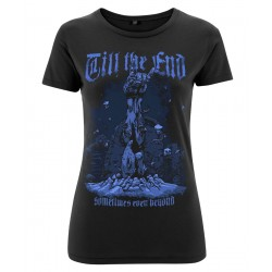 Ladyshirt - Till The End - Front