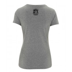 Ladyshirt - Skulls and Arms - Back
