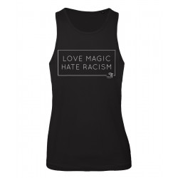 Tanktop - Love Magic Hate...