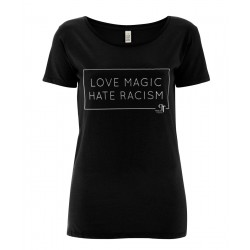 Ladyshirt - Love Magic Hate...