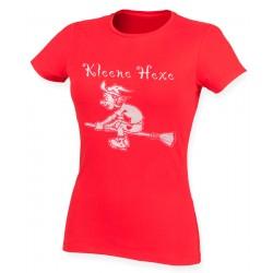 Ladyshirt - Kleene Hexe