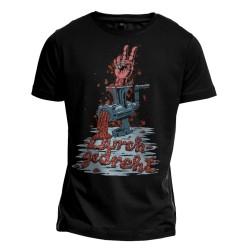 T-Shirt - Durchgedreht