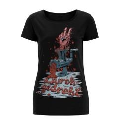 Ladyshirt - Durchgedreht