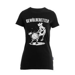 Ladyshirt - Gewölberetter -...