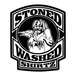 Sticker - Stoned Washed Shirtz