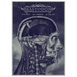 Konzertposter - MASTODON