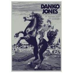 Konzertposter - DANKO JONES