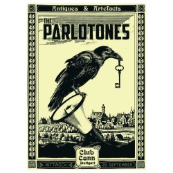 Gigposter - THE PARLOTONES
