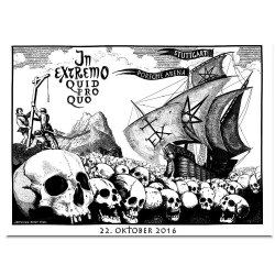 Gigposter - IN EXTREMO